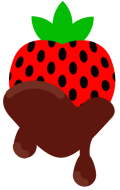 :chocolate_strawberry: